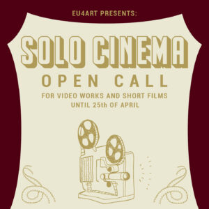 Open Call SOLO CINEMA
