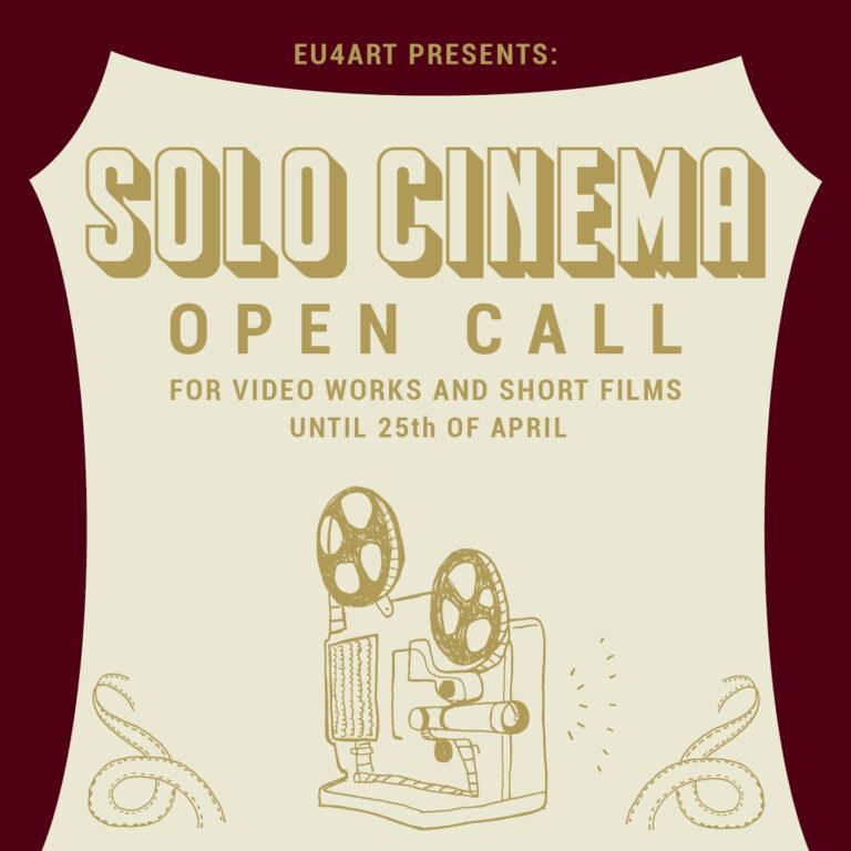 Open Call SOLO CINEMA